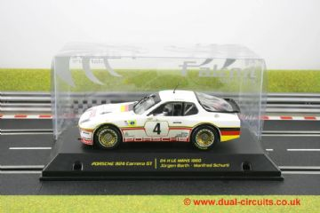 Falcon Slot 09004 Porsche 924 GTP Lemans Series